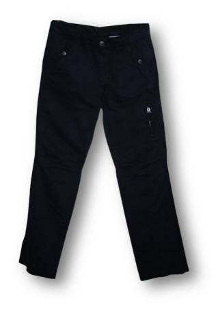 жилет из старых джинс.